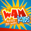 Worship & Music Kids Stamp